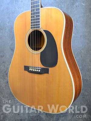 Martin D35 1970 Acoustic Guitar Used