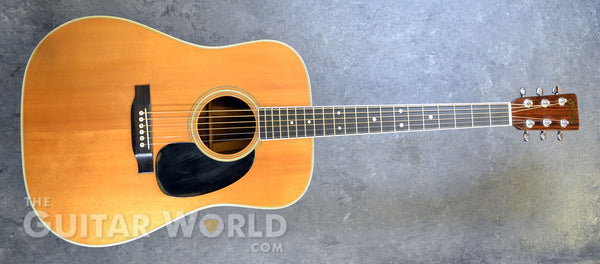 Martin D35 1970 Acoustic Guitar Used - The Guitar World