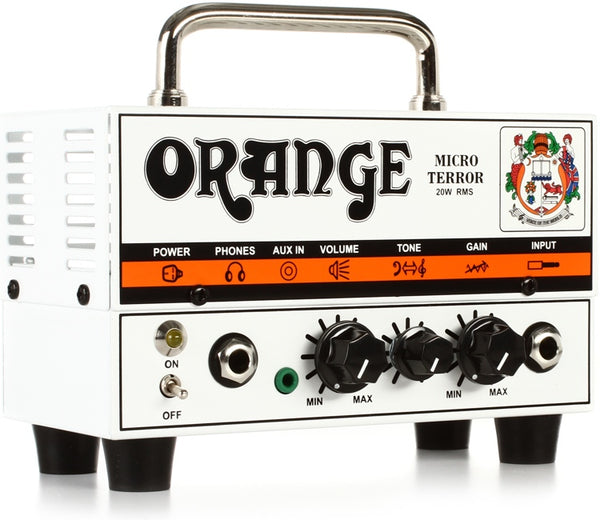 Orange MT20 Micro Terror 20 Watt Amplifier Head - The Guitar World