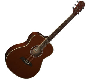 Oscar Schmidt Right-handed Acoustic Guitar OAM-A - The Guitar World