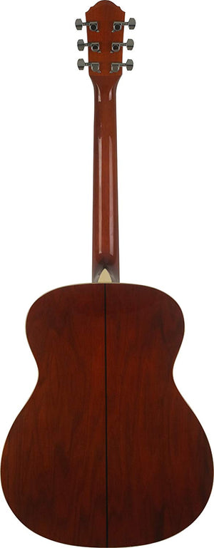 Oscar Schmidt Natural Auditorium Size Acoustic Guitar OAN-A - The Guitar World