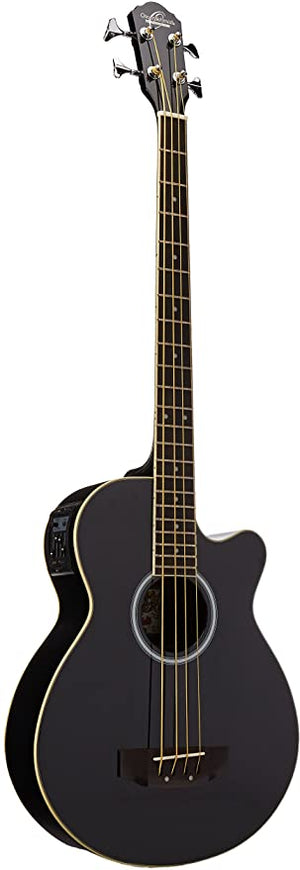 Oscar Schmidt Acoustic / Electric Bass with Bag