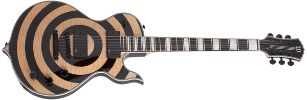 Wylde Audio Odin Grail RawTop SKU - 4524 - The Guitar World