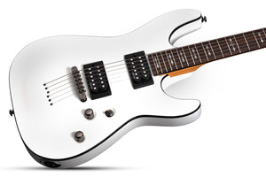 Schecter OMEN-6 String Electric Guitar - Vintage White 2061-SHC - The Guitar World