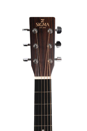 Sigma Guitars Left Handed Orchestra Guitar