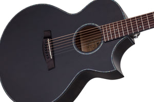 SCHECTER Orleans Stage-7 Acoustic 7 STRING Satin See Thru Black - 3709
