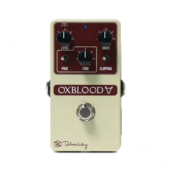 Keeley Ox Blood Overdrive Pedal