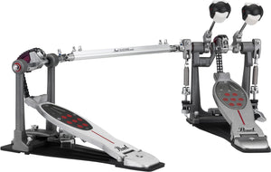 Pearl Eliminator Redline Double Bass Drum Pedal - Chain Drive P-2052C