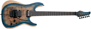 SCHECTER Reaper-6 FR S Satin Sky Burst SSKYB SKU 1507 - The Guitar World