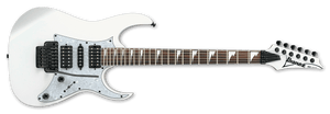 Ibanez RG350DXZ IN White RG350DXZ/WH - The Guitar World