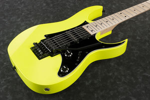 Ibanez RG Genesis Electric Guitar IN Desert Sun Yellow RG550-DY - The Guitar World