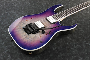 Ibanez RG Iron Label Electric Guitar IN Super Nova Burst RGIX6DLB-SNB - The Guitar World