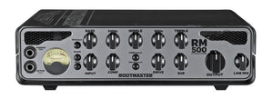 Ashdown Engineering EVO 500W Bass Amplifier Head RM-500-EVO-II - The Guitar World