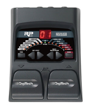 Digitech RP55 Guitar Multi-Effects