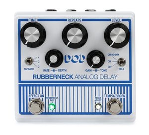 DOD Rubberneck Analog Delay - The Guitar World