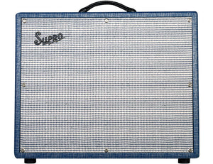 Supro Thunderbolt 35/60 Watts 1x15 Amplifier S6422 - The Guitar World