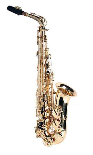 SINCLAIR SAS2300 ALTO SAXOPHONE OUTFIT - The Guitar World
