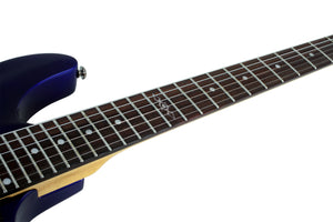 Schecter C-1 SGR by Schecter Electric Blue EB SKU 3804 - The Guitar World