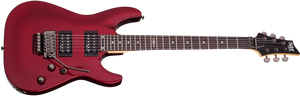 Schecter C-1 FR SGR by Schecter Metallic Red MRED 3837
