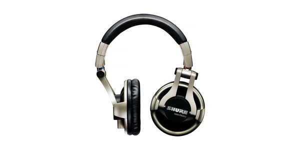 Shure SRH750DJ Professional DJ Headphones - The Guitar World