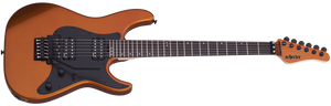 Schecter Sun Valley Super Shredder FR in Lambo Orange (LOR) SKU #1281