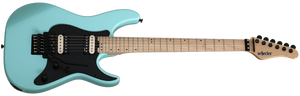 Schecter Sun Valley Super Shredder FR in Sea Foam Green (SFG) SKU #1280