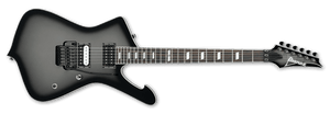 Ibanez Sam Totman Signature Electric Guitar IN Metallic Grey Sunburst STM3-MGS - The Guitar World