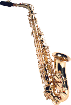 Sinclair Tenor Sax Outfit STS2400 - The Guitar World