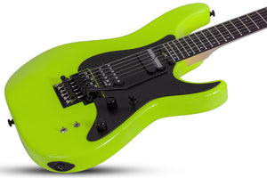 Schecter Sun Valley Super Shredder FR S in Birch Green BGRN SKU 1289 - The Guitar World