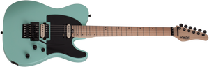 Schecter Sun Valley Super Shredder PT FR Electric Guitar Sea Foam Green 1273-SHC - The Guitar World