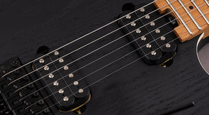 EVH Limited Edition Wolfgang Sassafras in Satin Black