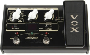 Vox StompLab IIG Modeling Effects Pedal - The Guitar World