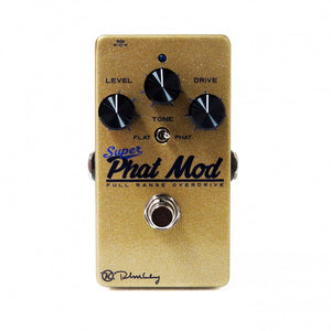 Keeley Super Phat Mod Full Range Overdrive - The Guitar World