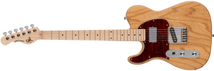 G&L Tribute ASAT CLASSIC BLUESBOY LEFTY in Natural Gloss