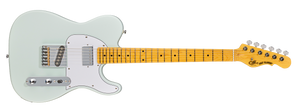 G&L Tribute ASAT CLASSIC BLUESBOY IN SONIC BLUE - The Guitar World