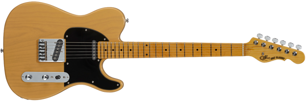G&L Tribute Series ASAT Classic Butterscotch Blonde