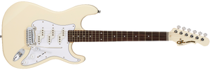 G&L Tribute Comanche Electric Guitar - Olympic White