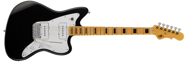 G&L Tribute DOHENY Electric Guitar  in Jet Black