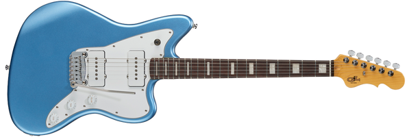 G&L Tribute DOHENY Electric Guitar in Lake Placid Blue