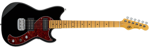 G&L Tribute FALLOUT in Gloss Black