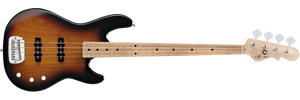 G&L Tribute JB-2 Bass in 3-Tone Sunburst