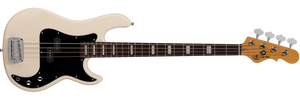 G&L Tribute LB-100 Electric Bass in Olympic White