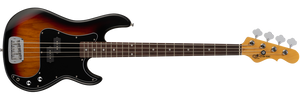 G&L Tribute LB-100 Electric Bass in 3-Tone Sunburst