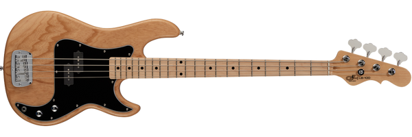 G&L Tribute LB-100 Electric Bass in Natural Gloss