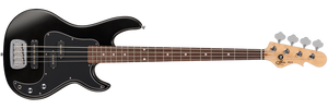 G&L Tribute SB-2 Electric Bass Black Frost