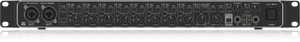 BEHRINGER U-PHORIA UMC1820 Audiophile 18x20, 24-Bit/96 kHz USB Audio/MIDI Interface with MIDAS Mic Preamplifiers - The Guitar World