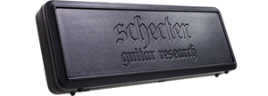 Schecter C-Shape Hardcase SGR-1C SKU 1620 - The Guitar World