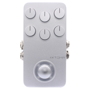 Hotone XTOMP Bluetooth Effects Pedal - The Guitar World