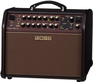 Boss ACS-LIVE Acoustic Singer Live Acoustic Amplifier - The Guitar World