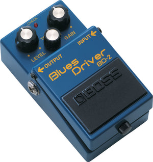 Boss BD-2 Blues Driver Pedal - The Guitar World